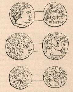 Greek and British Coins