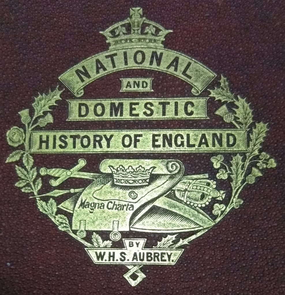 National and Domestic History of England