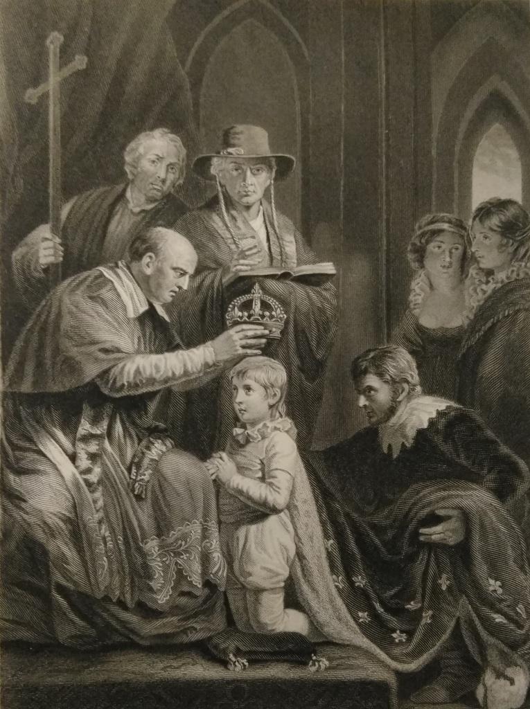 The Coronation Of Henry VI F Opie R. A     A. H. Payne Sc London, J. Hagger